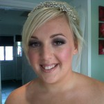 Chloe Bryan - Prom make-up