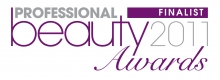 Professional Beauty Awards Finalist
