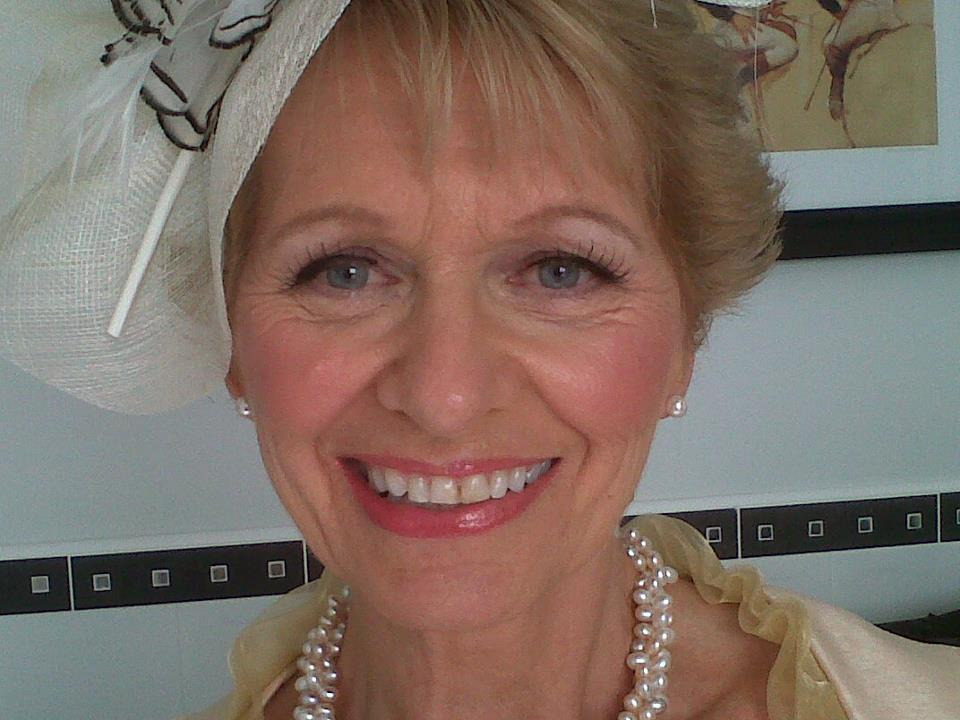 Mature makeup/Mother of the Bride. Mrs Johnson.