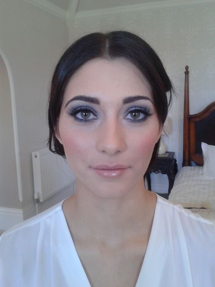 Sneak peak of make-up by Tina Brocklebank