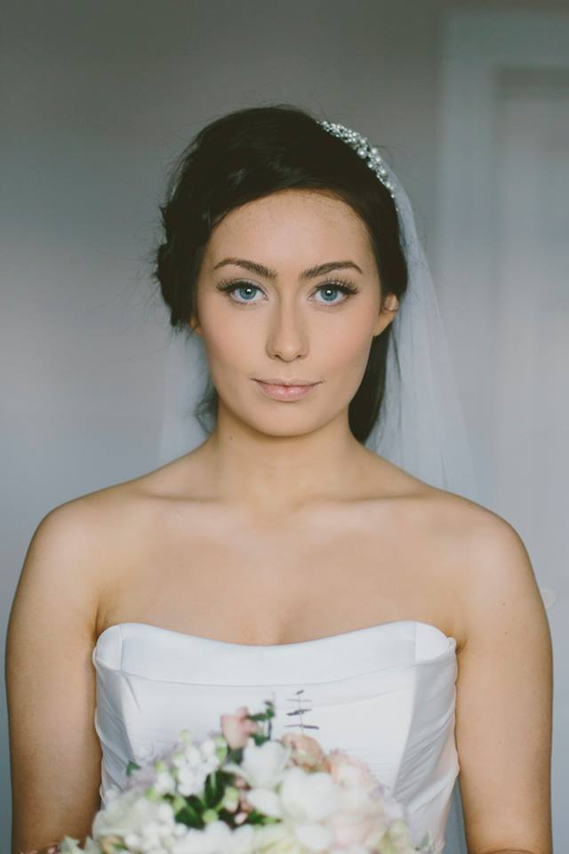 Adele - bridal make-up
