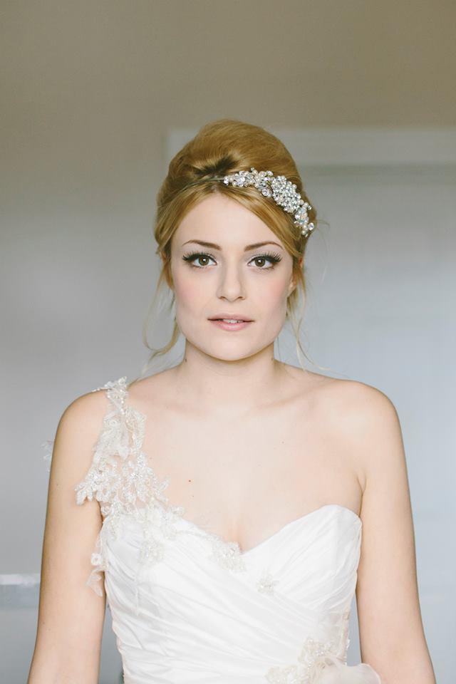 Katie Evison - bridal make-up