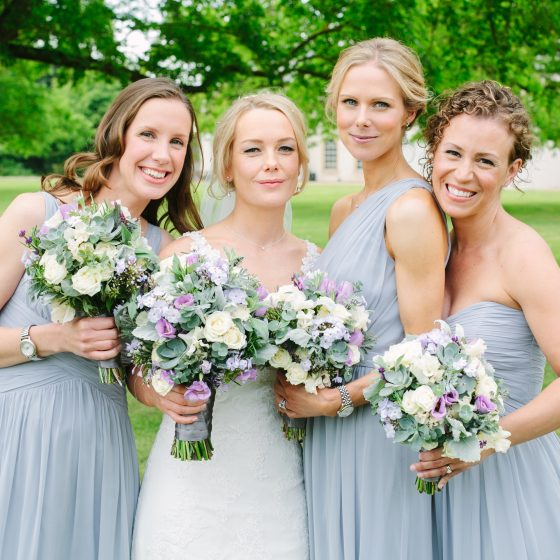 Wedding makeup by Tina Brocklebank. Hair by James White. Flowers by VAAS. Venue - Stubton hall. Photo by Darren Cresswell.